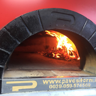 Our Wood Fired Oven