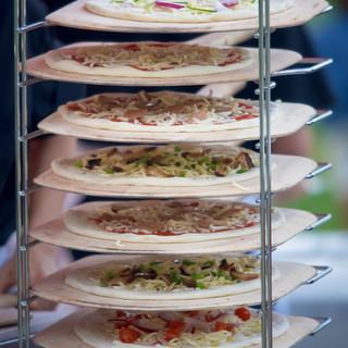 Pizza Peel Rack