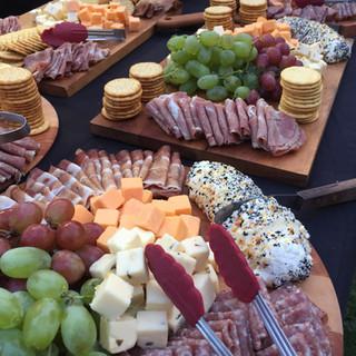 Charcuterie & Cheese