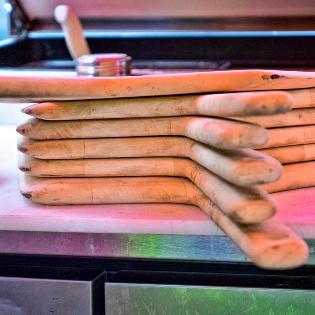 Wood Pizza Peels