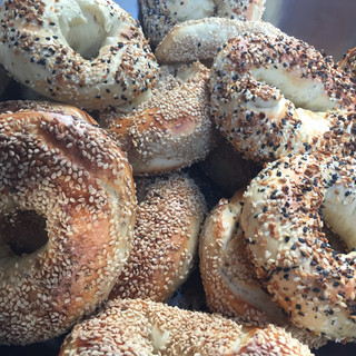 Wood Fired Bagels