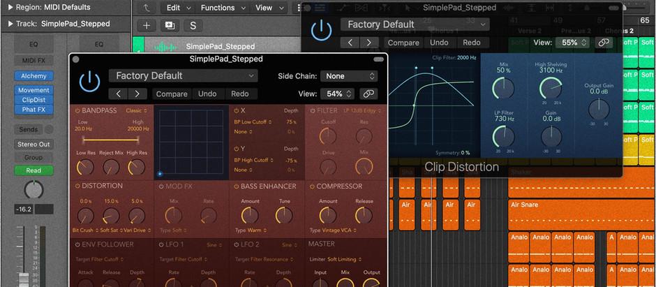 5 Logic Plugins to Improve Your Bass Sounds
