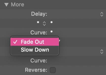 Tape Slow Down Logic Pro