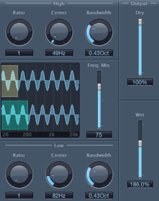 SubBass in Logic Pro X