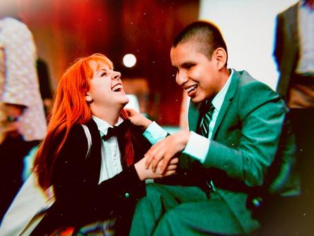 Winning Kennedy Center's VSA International Young Soloists Award!