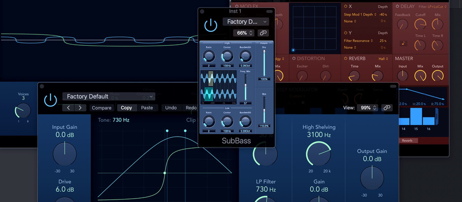 Native Logic Plugins You Probably Don't Use, But Should.