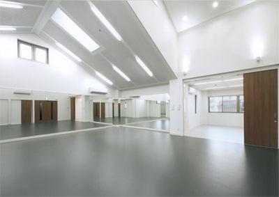 レンタルスタジオ バレエ ダンス ストレッチ ボイストレーニング 楽器のお稽古 バレエ専用リノリウム床