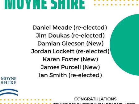 New Councillors