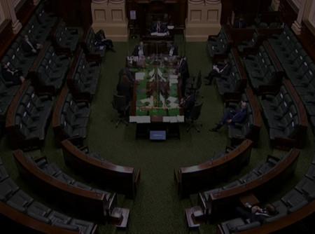 Richard Riordan MP Thanks Polwarth - In State Parliament