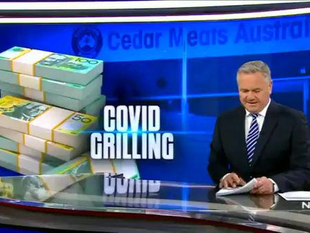 Richard Riordan Grills Premier Andrews Over New Cedar Meats Covid 19 Cases