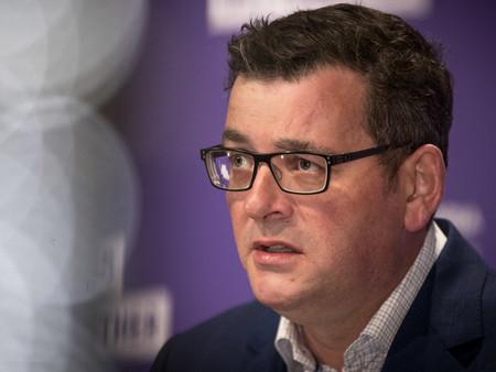 Richard Riordan MP tells Andrews to stop 'blaming everyone else'