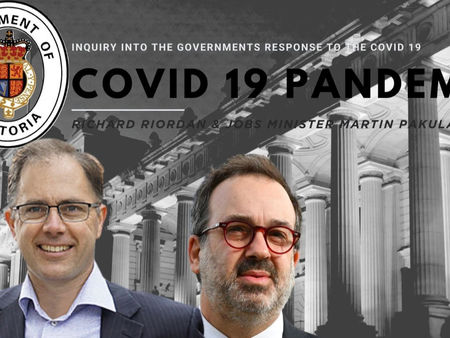 Vic jobs minister faces COVID-19 inquiry