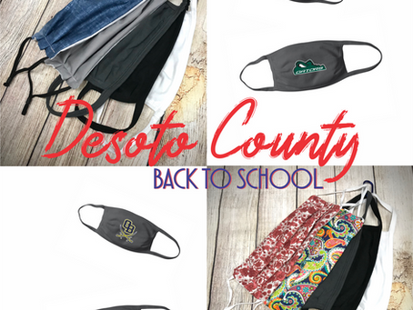 Mask Up Desoto County!