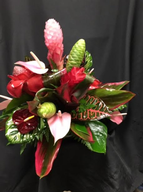 SMALL TROPICAL FLORAL