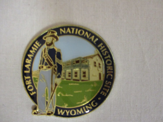 FORT LARAMIE NATIONAL HISTORIC SITE MAGNET