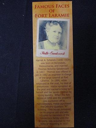 Hattie Sandercock Bookmark