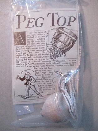 Peg Top