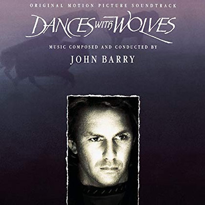 Dances With Wolves: CD