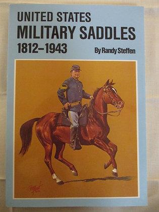 United States Military Saddles, 1812-1943