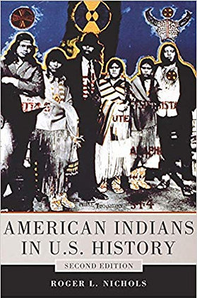 American Indians in U.S. History: Second Edition