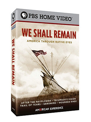 We Shall Remain: America Through Native Eyes DVD