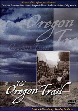 The Oregon Trail DVD