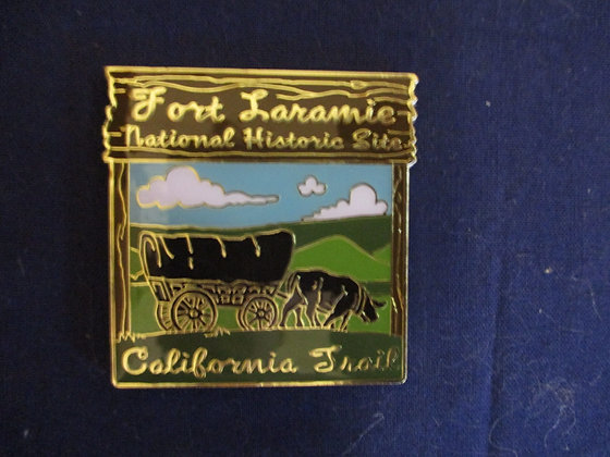 CALIFORNIA TRAIL MAGNET