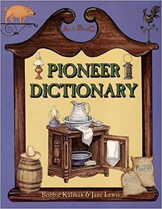 Pioneer Dictionary from A to Z