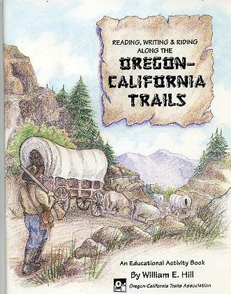 Reading, Writing & Riding Along the Oregon California Trails
