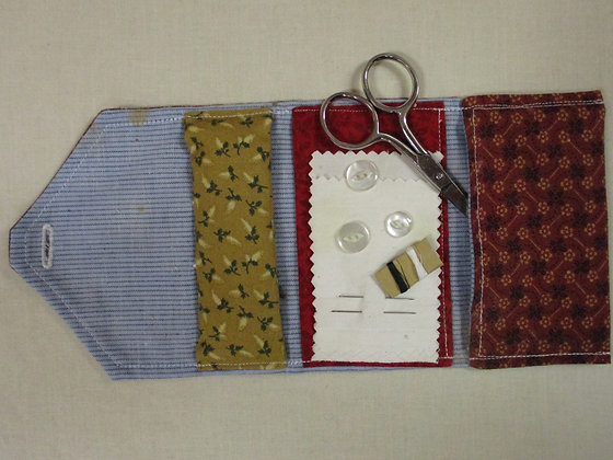 Soldiers Housewife Sewing Kit