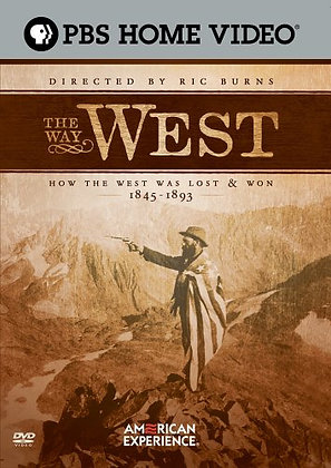 DVD: The Way West- How the West Was Lost and Won