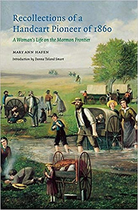 Recollections of a Handcart Pioneer fo 1860