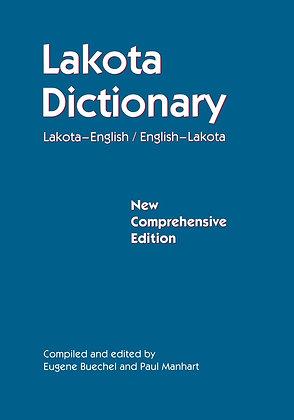 Lakota Dictionary: Lakota-English / English-Lakota, New Comprehensive Edition