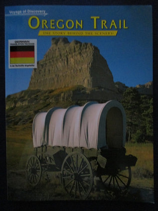 German Translation Oregon Trail: Voyage of discovery