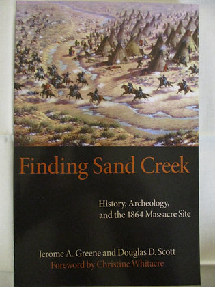 Finding Sand Creek