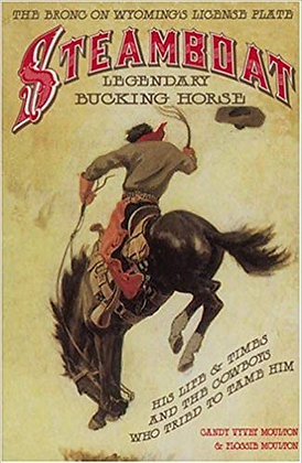 Steamboat, Legendary Bucking Horse