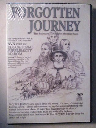 Forgotten Journey: The Stephens-Townsend-Murphy Saga DVD