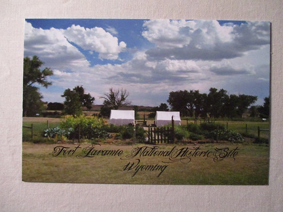 HEIRLOOM GARDEN POST CARD