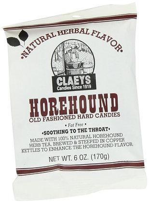 Claey's Natural Horehound Drops