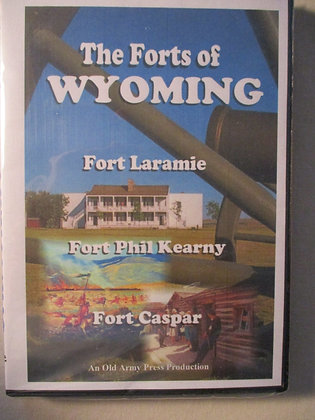 The Forts of Wyoming DVD