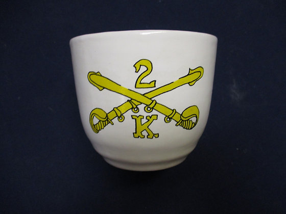 HISTORIC MILITARY CUP