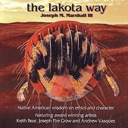 The Lakota Way: Audio Book