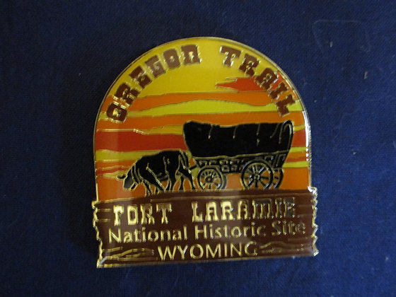 Oregon Trail Magnet