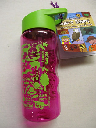 Junior Ranger Expedition Water Bottle