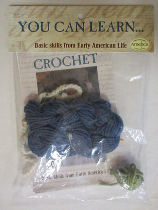 You Can Learn Crochet