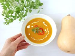 スカッシュスープ!