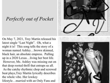 "Trey Martin-""Last Night"" Single Review"