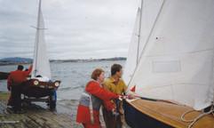 Lesley Cairnduff, Paddy Keenan