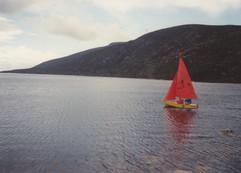 Highest Sail in Ireland