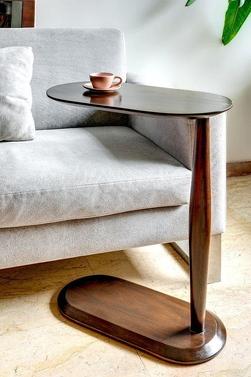 Bare Teak Sofa Table